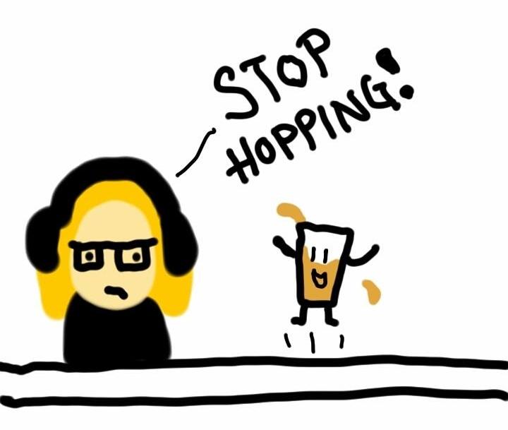 hoppingbeer